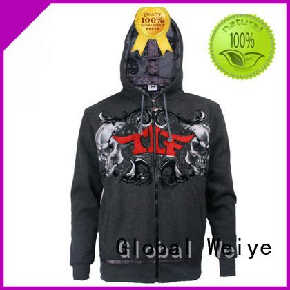 latest hooded sweatshirt jacket oversized for women Global Weiye