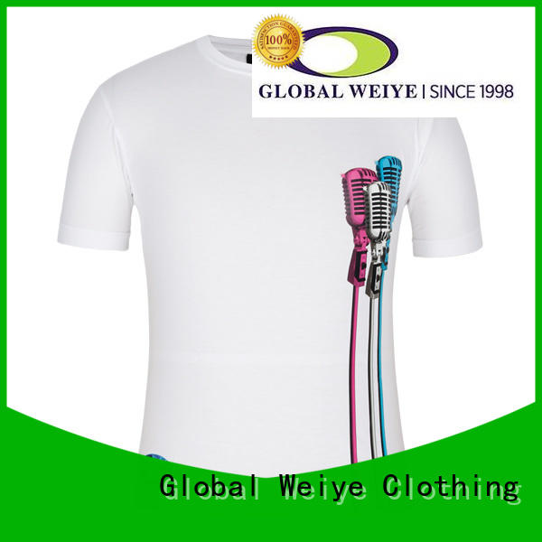 colorful mens cotton t shirts online supplier wholesalers Global Weiye