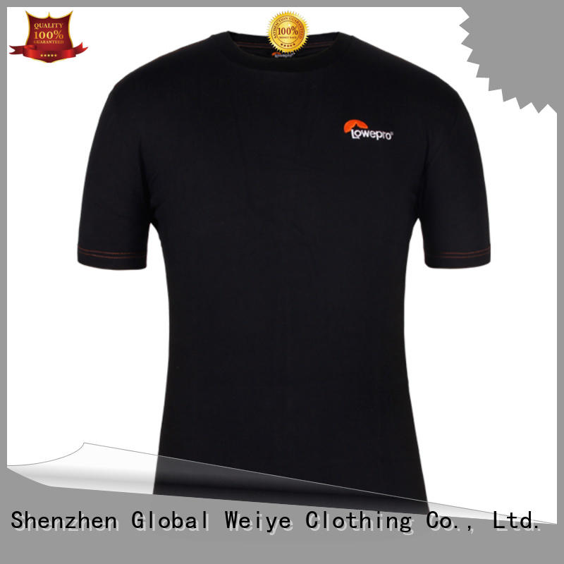 beautiful us quality mens t shirts design Global Weiye company