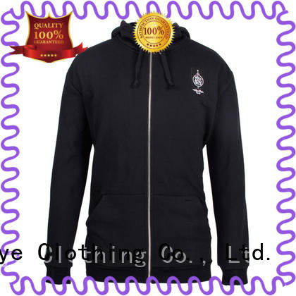 thin zip up hoodie womens designed wholesale Global Weiye
