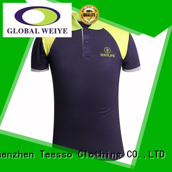 Teesso short sleeve polo brands for sale