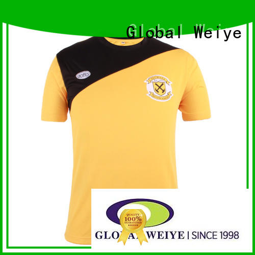 soccer quality jersey Global Weiye Brand soccer shirts supplier