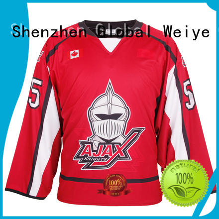high quality youth hockey jerseys be for men Global Weiye