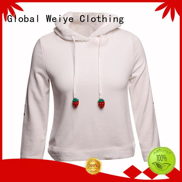 womens pullover hoodie for men Global Weiye