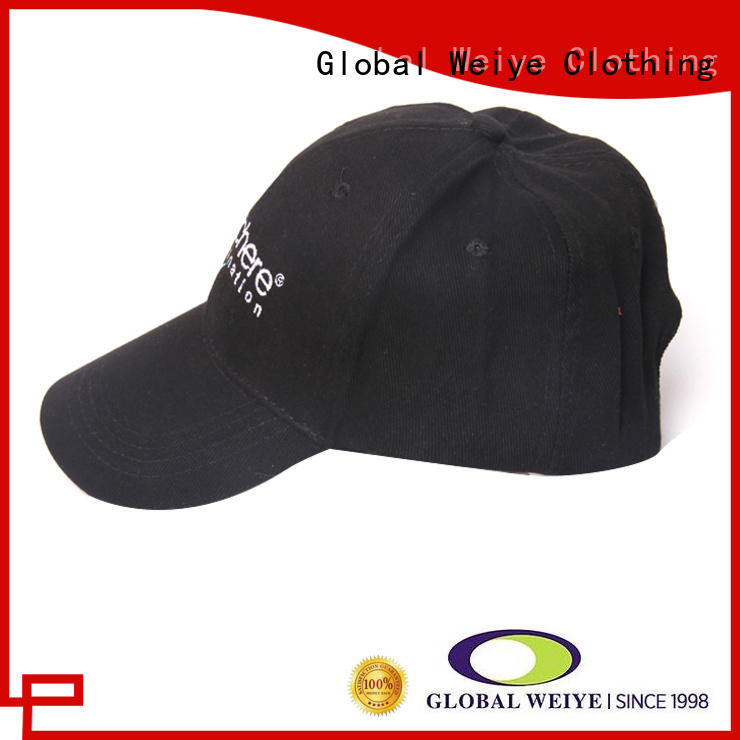 designed cap hat panels for men