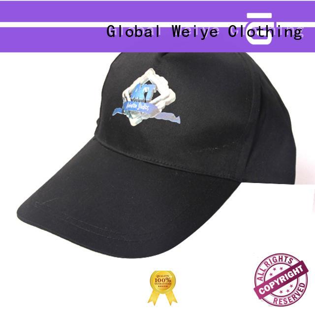 Global Weiye Brand customize cap cheap baseball caps baseball