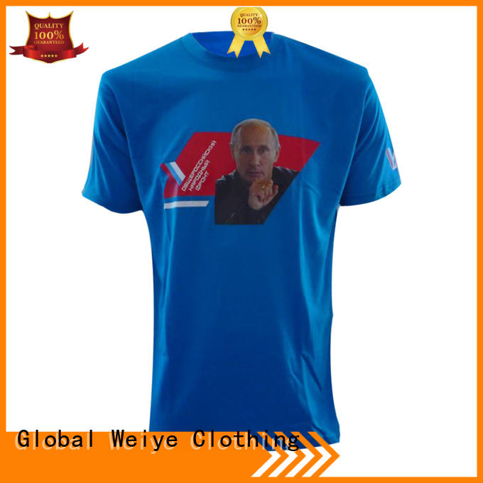 Global Weiye tshirt election shirt for sale for women