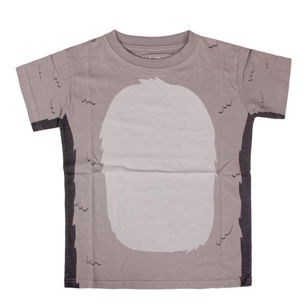 Global Weiye design kids t shirt contrast for girls-1