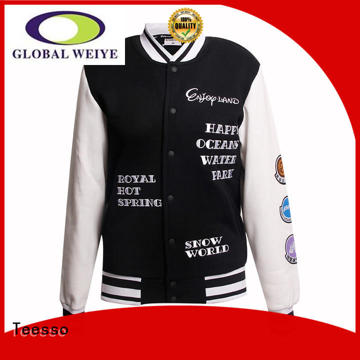 Teesso mens fall jacket styles supply wholesale