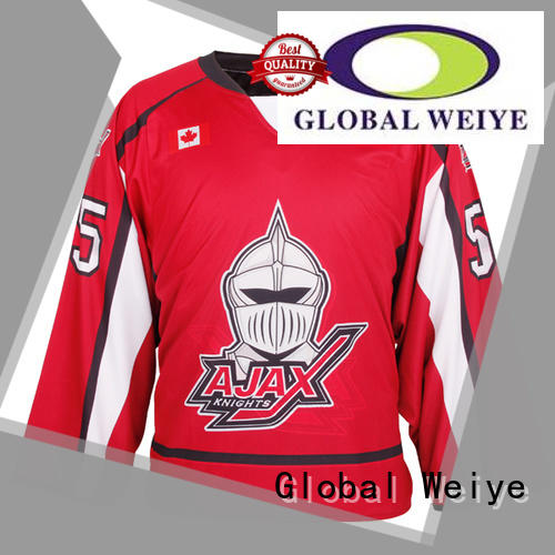 custom made hockey jerseys jerseys team Warranty Global Weiye