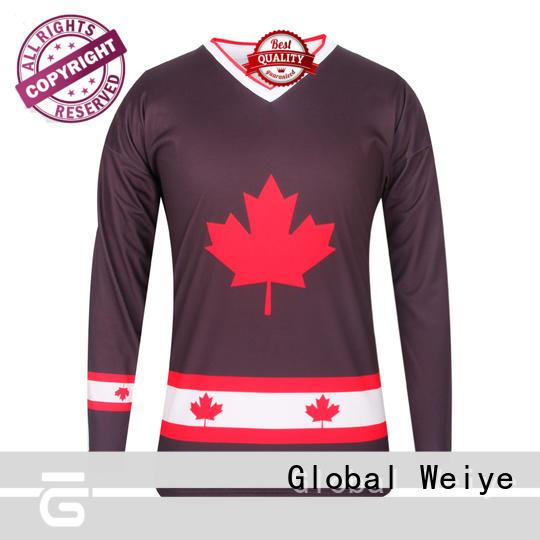 hot sale vintage hockey jerseys cheap logo for men Global Weiye