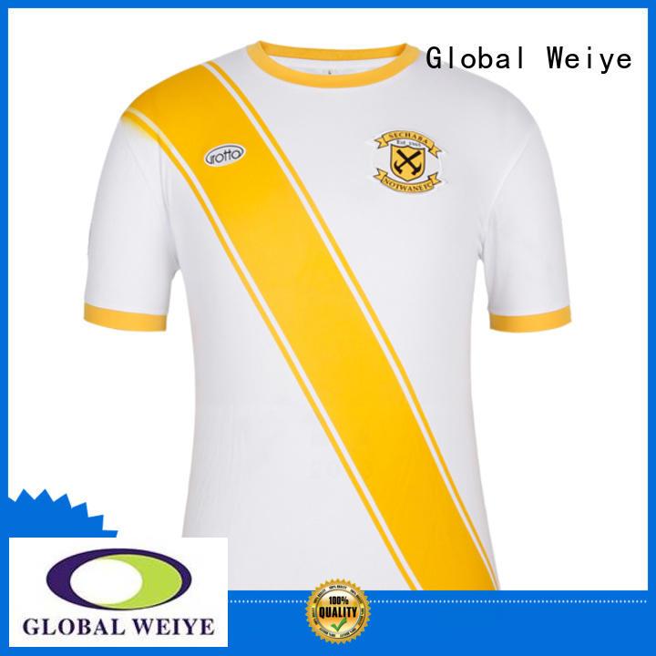 new professional soccer jerseys hot sale for men Global Weiye