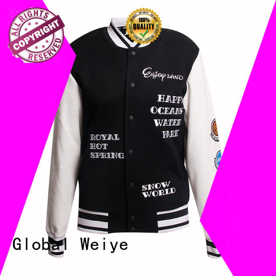 high quality ladies fall jackets designed for women Global Weiye