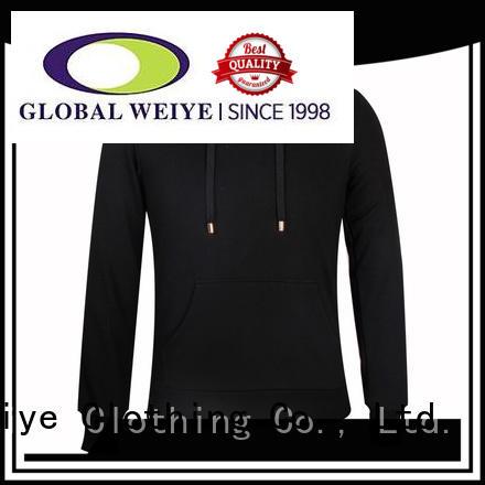 high quality nice hoodies for guys sweatshirts wholesale Global Weiye