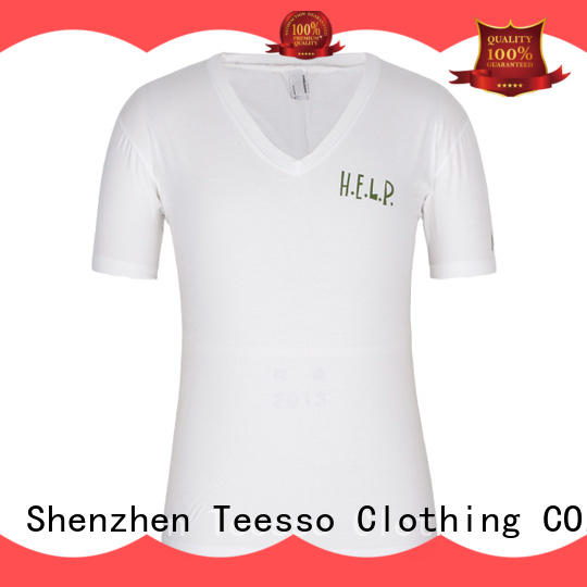 Teesso high-quality best mens t shirts for business in shenzhen