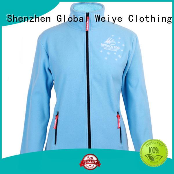 red parka jacket mens zipper up wholesale Global Weiye