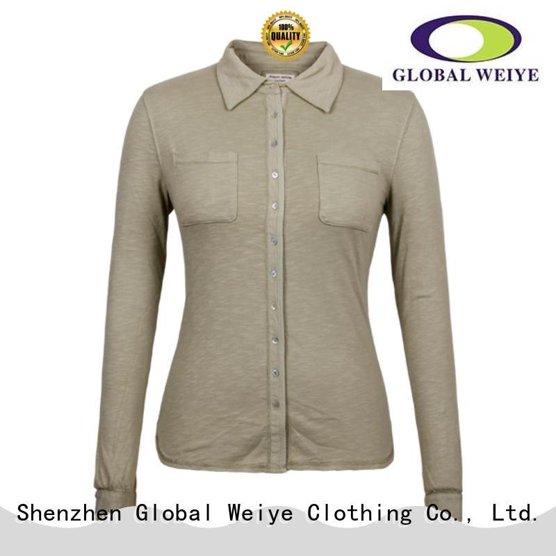 company uniform shirts for men Global Weiye