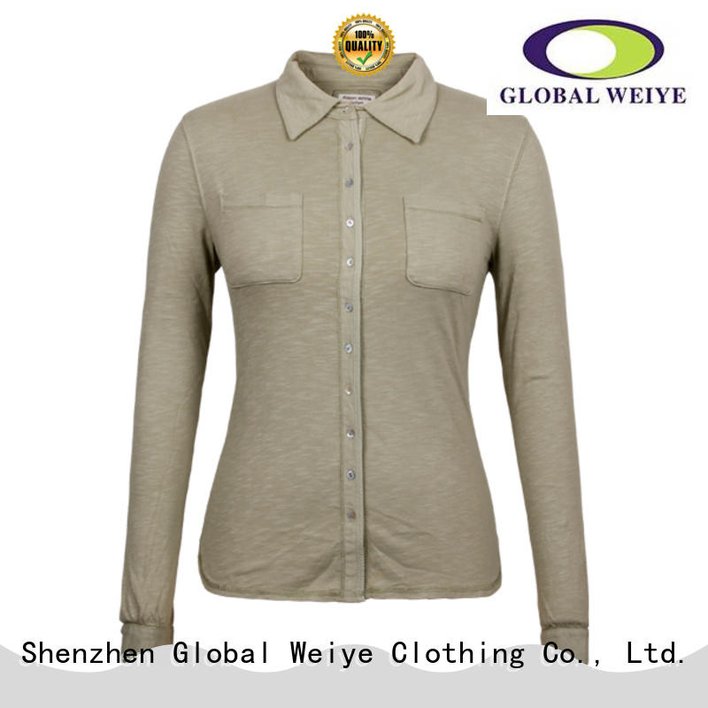 company uniform shirts for men Global Weiye