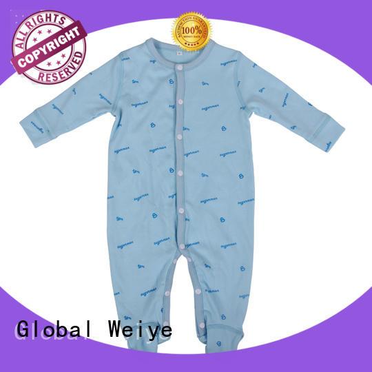 Global Weiye outfits baby girl onesies trendy for baby