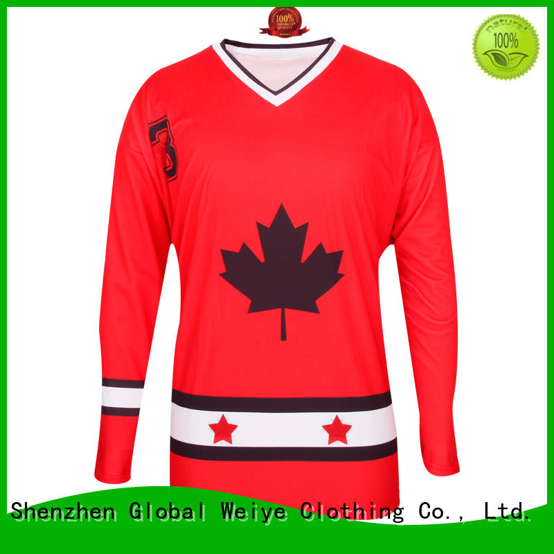 funny hockey jerseys for men Global Weiye