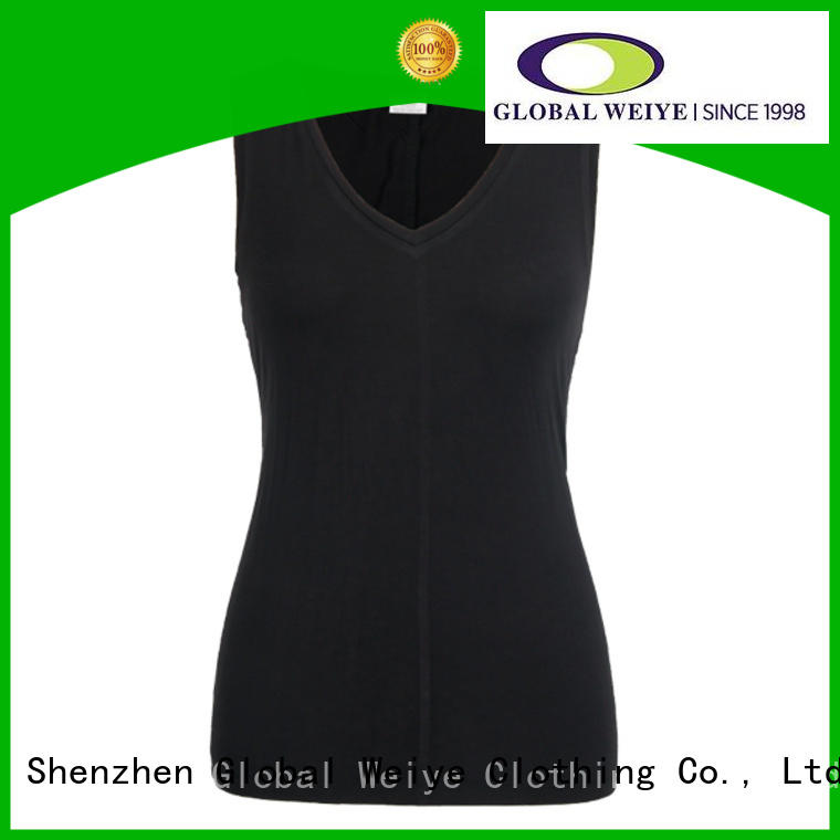 womens vest tops fitness for advertising