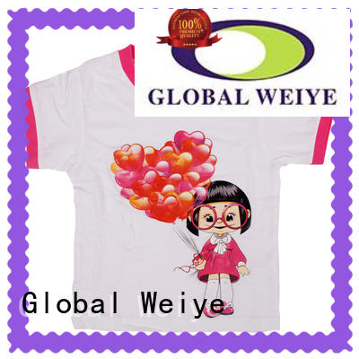 Global Weiye colored toddler boy shirts bulk for girls