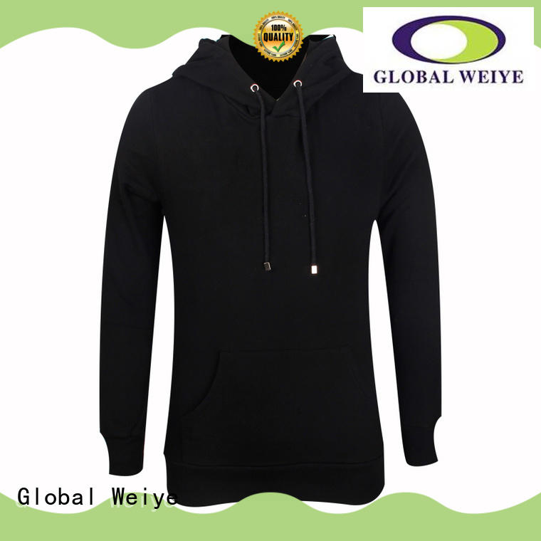 Global Weiye womens pullover hoodie with lovely lady for sale