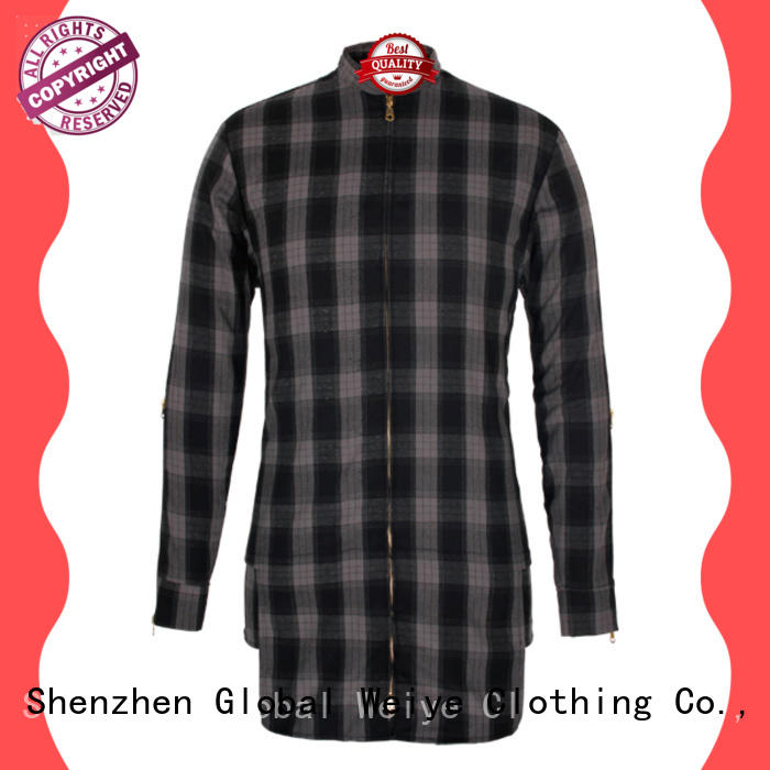 company uniform shirts office shirt for men Global Weiye