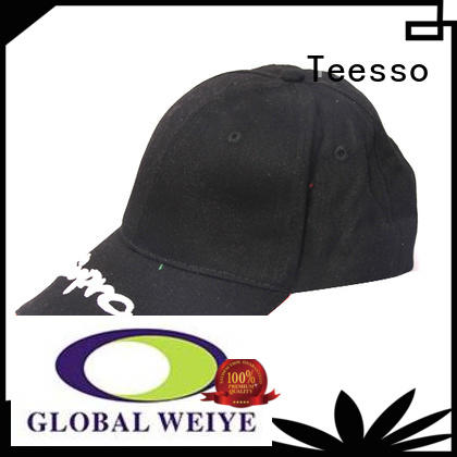 Teesso fitted baseball caps logo for sports