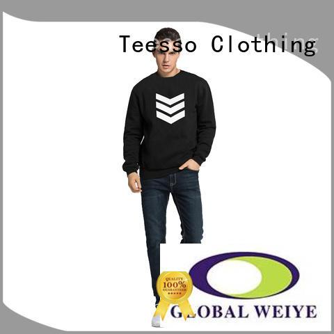 Teesso designer sweatshirts suppliers for women