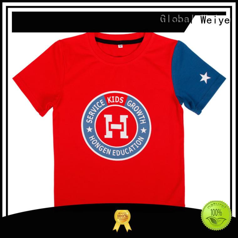 Global Weiye designer child shirt latest for sale