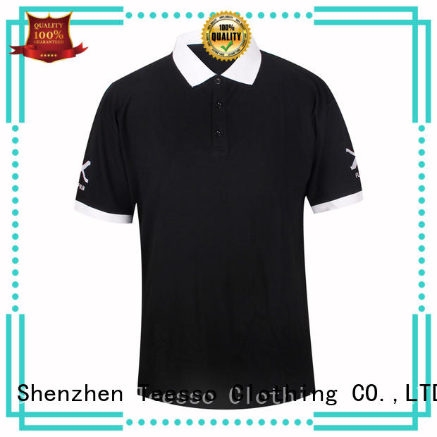 Teesso fashion cheap mens polo shirts short for sale