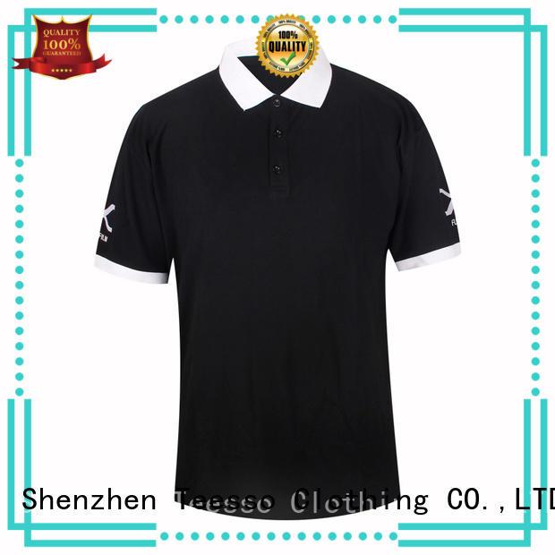 Teesso fashion cheap mens polo shirts short for sale