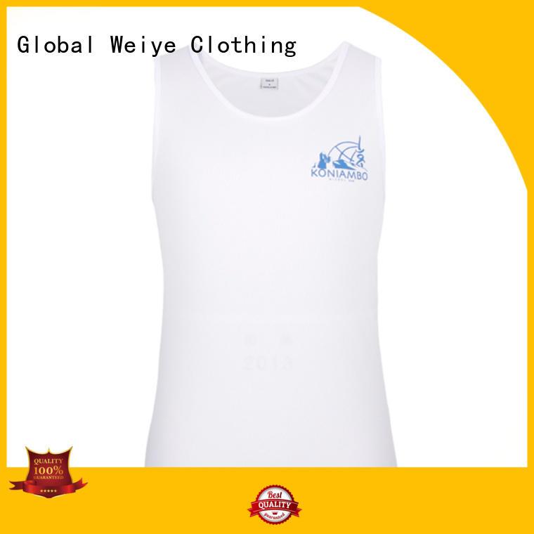 Global Weiye team basketball jerseys both sides for outdoor activities
