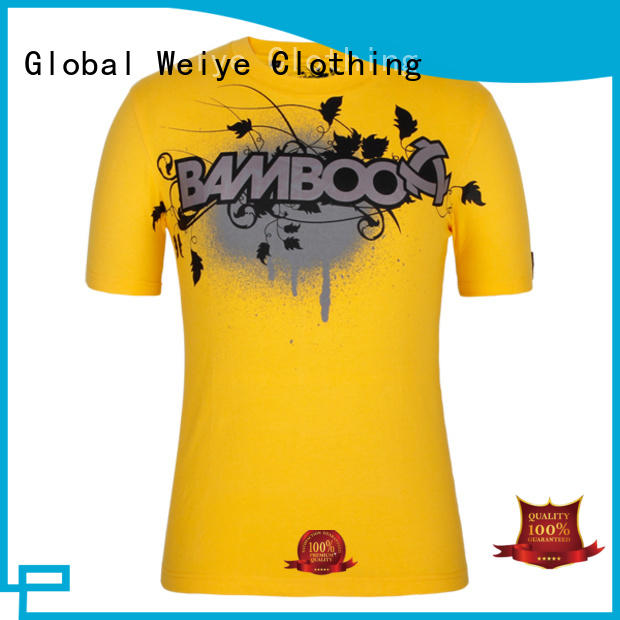 Global Weiye creator cool shirts for men manufacturer wholesalers