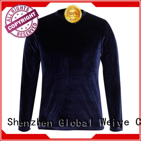Global Weiye heavy designer sweatshirts for men