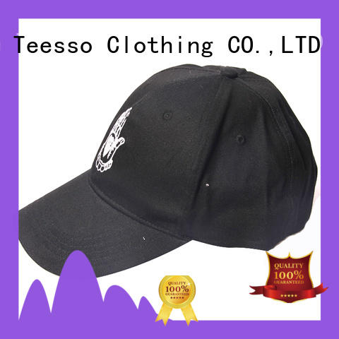 Teesso cap hat embroidered wholesale