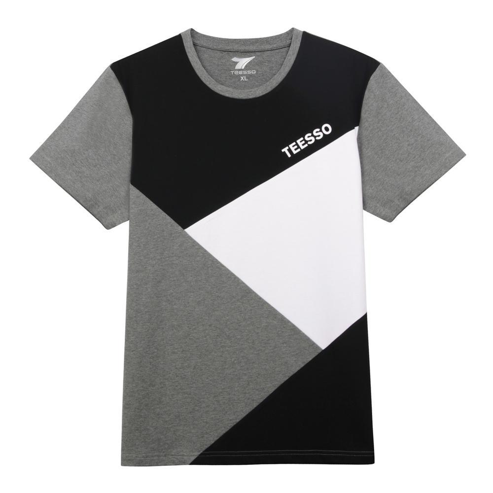 Brand Quality Men Executive Tshirts Wholesale Custom Cut And Sew T Shirts