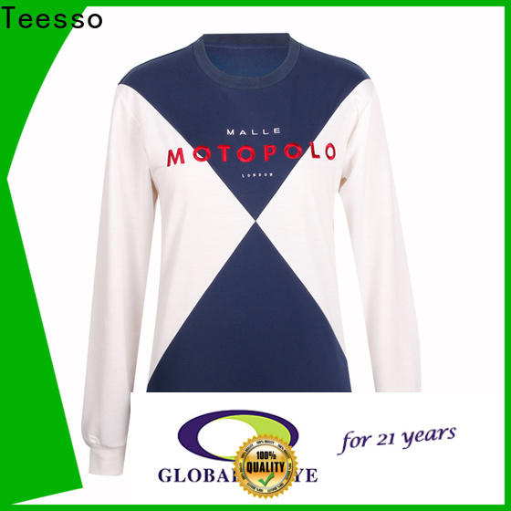 Teesso cheap sweatshirts supply for women