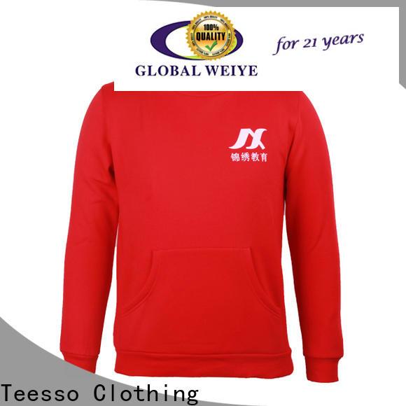 flocking designer sweatshirts company for sale
