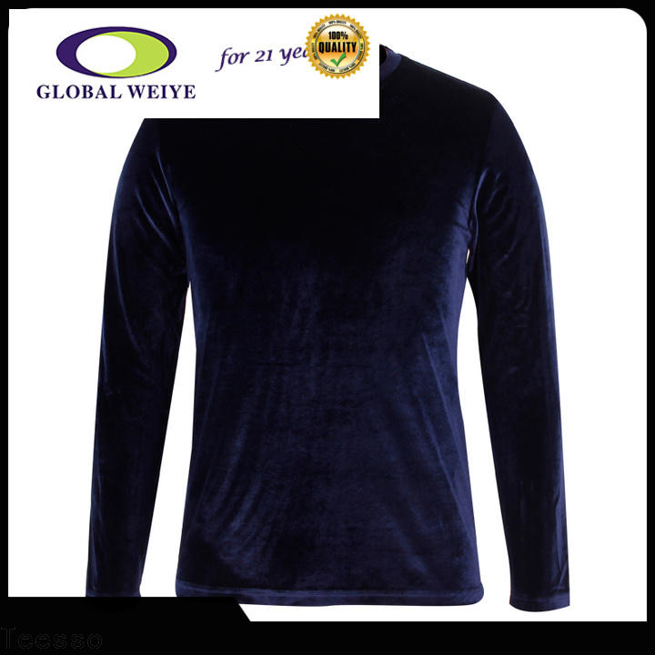 Teesso designer sweatshirts factory for men