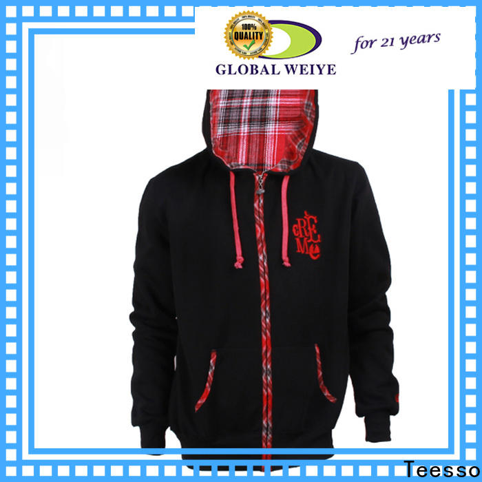 black womens hooded sweatshirts supply for men