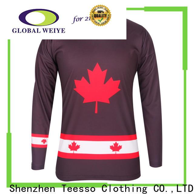 college cheap hockey jerseys factory for men