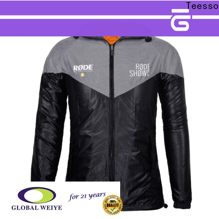 Teesso fleece coat style jacket company for women