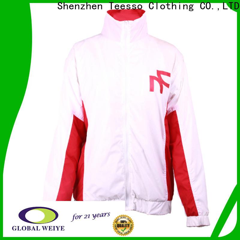 Teesso coat style jacket supply wholesale