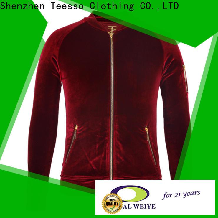 Teesso coat style jacket factory wholesale