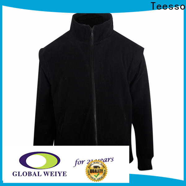 Teesso mens fall jacket styles manufacturers for men