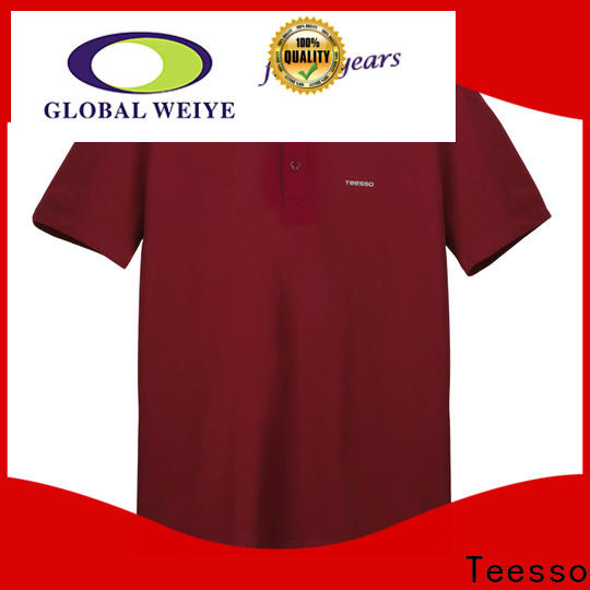 Teesso best polo shirts company