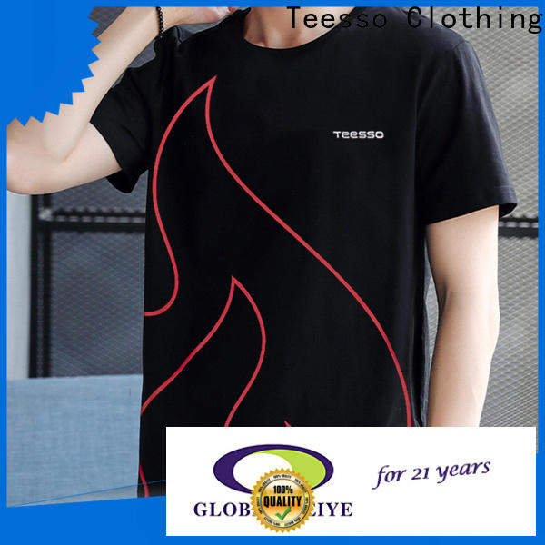 brand mens stylish t shirts supply for promotion