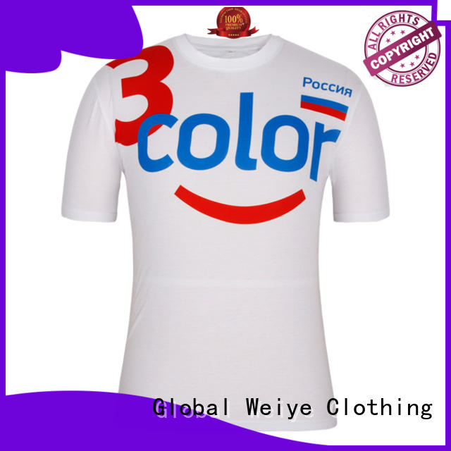 hot sale cool shirts for men high quality for festival Global Weiye